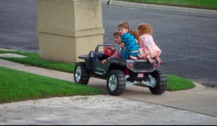 kidscar